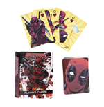 Deadpool Playing Cards Deadpool Designs