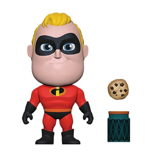 The Incredibles 2 5-Star Action Figure Mr. Incredible 8 cm