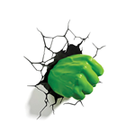Marvel 3D LED Light Hulk Fist
