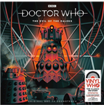 Vynil Doctor Who - Evil Of The Daleks / O.S.T. (4 Lp)