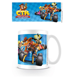 Crash Team Racing Nitro-Fueled Mug 355099