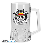 One Piece Beer Tankard Skull Luffy