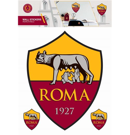 AS Roma Sticker 355259