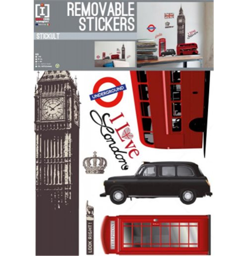 London Sticker 355261