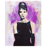 Audrey Hepburn Sticker 355295