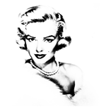 Marilyn Monroe Sticker 355296