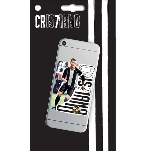 Juventus FC - Cristiano Sticker For Mobile