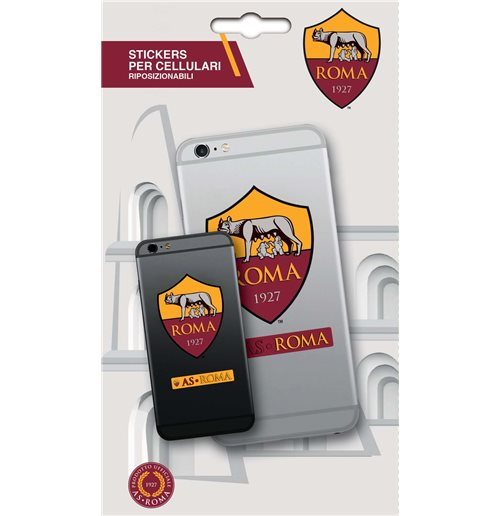 AS Roma Sticker 355299