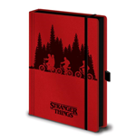 Stranger Things Notebook 355551