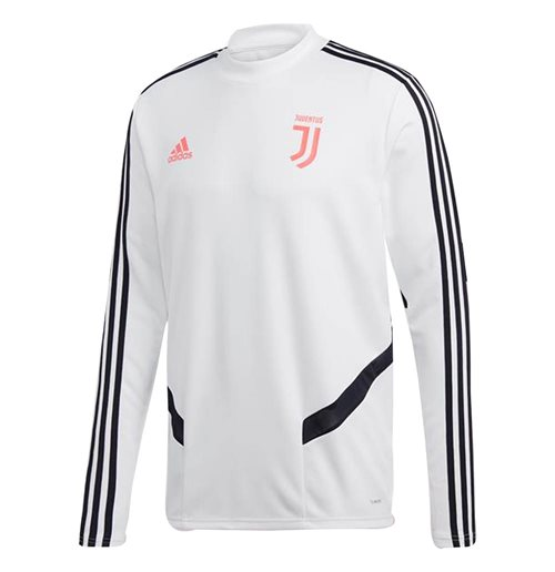 2019-2020 Juventus Adidas Training Top (White)