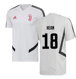 2019-2020 Juventus Adidas Training Shirt (White) (Kean 18)