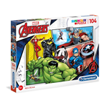 The Avengers Puzzles 355652