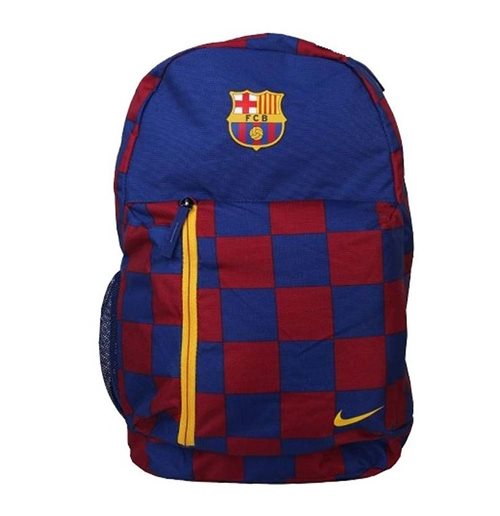 2019-2020 Barcelona Nike Stadium Backpack (Royal Blue)