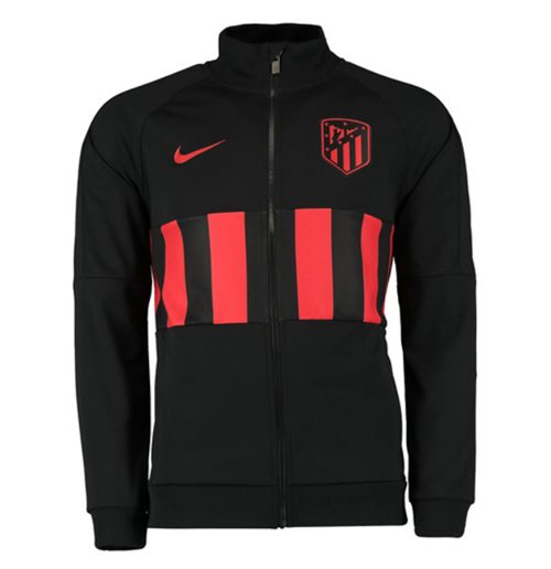 2019-2020 Atletico Madrid Nike I96 Jacket (Black) - Kids