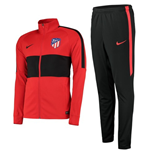 2019-2020 Atletico Madrid Nike Dry Strike Tracksuit (Red) - Kids