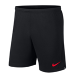 2019-2020 Atletico Madrid Away Nike Football Shorts (Black)