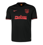 2019-2020 Atletico Madrid Away Nike Football Shirt