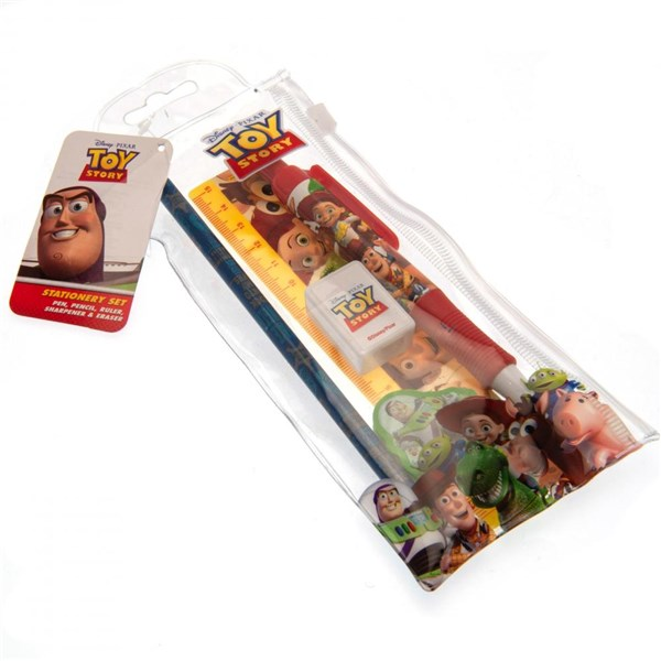 Toy Story 5pc Stationery Set