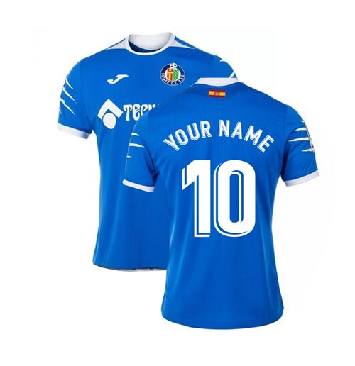 2019-2020 Getafe Joma Home Football Shirt (Your Name)
