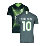 2019-2020 VFL Wolfsburg Home Nike Shirt (Kids) (Your Name)