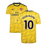 2019-2020 Arsenal Adidas Away Football Shirt (Kids) (Your Name)