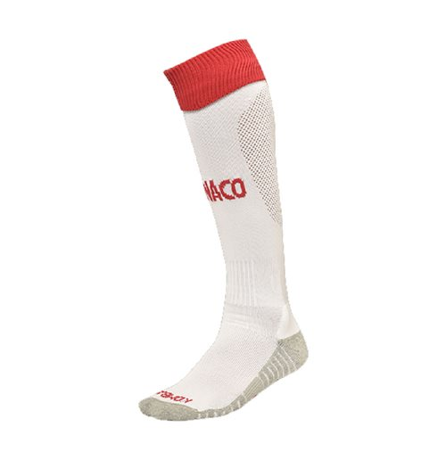 2019-2020 Monaco Kappa Home Socks (White)