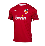2019-2020 Valencia Puma Training Shirt (Red)