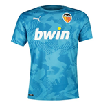 2019-2020 Valencia Puma Third Football Shirt
