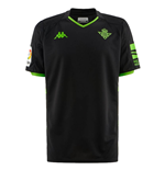 2019-2020 Real Betis Kappa Away Shirt (Kids)