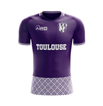 2019-2020 Toulouse Home Concept Football Shirt