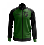 Algeria Concept Football Track Jacket (Green)