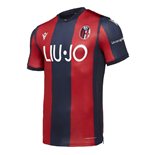 2019-2020 Bologna Authentic Home Match Shirt