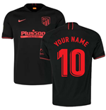 2019-2020 Atletico Madrid Away Nike Shirt (Kids) (Your Name)