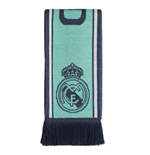 2019-2020 Real Madrid Adidas Scarf (Night Green)