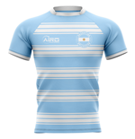 2019-2020 Argentina Home Concept Rugby Shirt