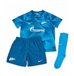 2019-2020 Zenit Home Nike Little Boys Mini Kit
