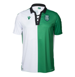 2019-2020 Sporting Lisbon Authentic Stromp Match Shirt