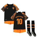 2019-2020 Valencia Away Little Boys Mini Kit (Your Name)
