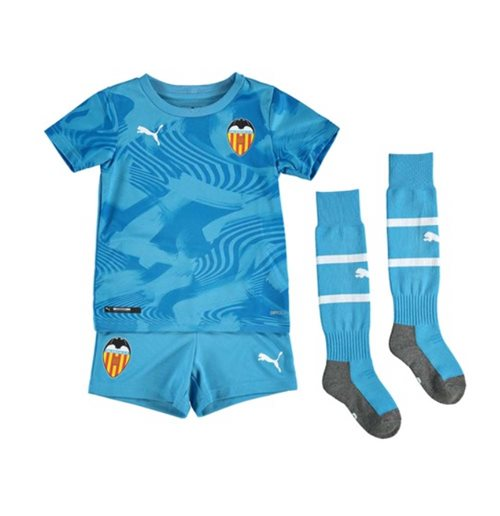 2019-2020 Valencia Third Little Boys Mini Kit
