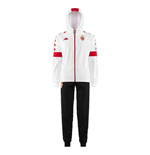 2019-2020 Monaco Official Tracksuit (White)