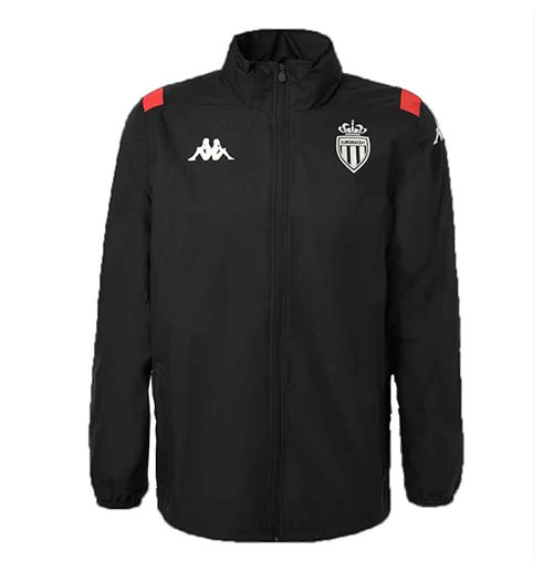 2019-2020 Monaco Training Rainjacket (Black)