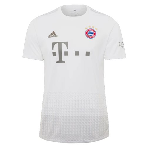 2019-2020 Bayern Munich Adidas Away Football Shirt