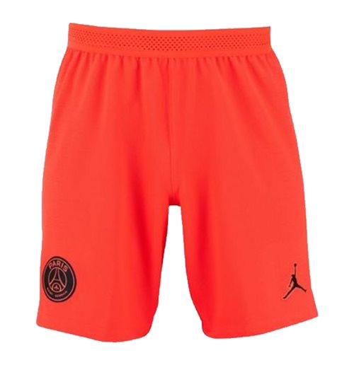 2019-2020 PSG Nike Away Shorts (Red)