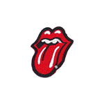 The Rolling Stones Medium Patch: Classic Tongue