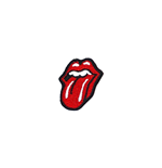 The Rolling Stones Small Patch: Classic Tongue