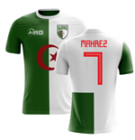 2018-2019 Algeria Home Concept Football Shirt (Mahrez 7) - Kids