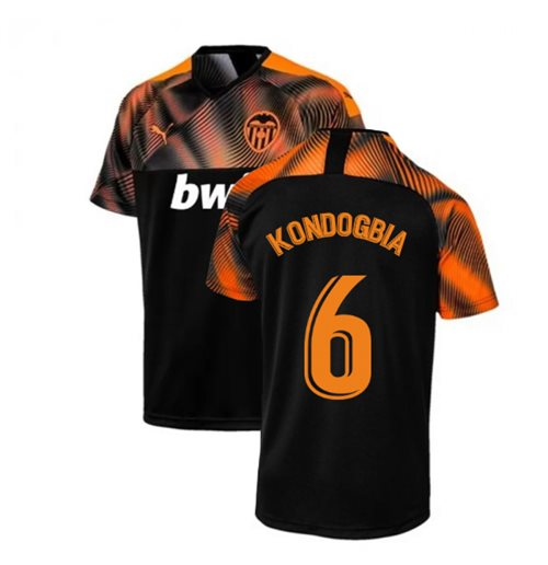 2019-2020 Valencia Puma Away Football Shirt (KONDOGBIA 6)
