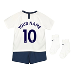 2019-2020 Tottenham Home Nike Baby Kit (Your Name)