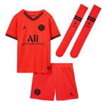 2019-2020 PSG Away Nike Little Boys Mini Kit