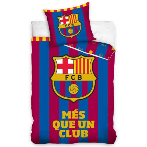 F.C. Barcelona Single Duvet Set ST